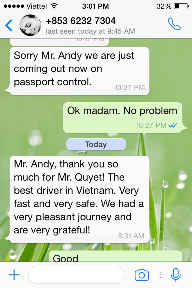 Vietnam Budget Car Rental Review