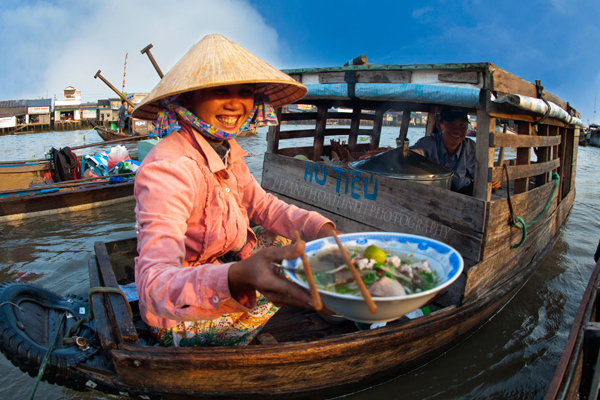 Private Taxi Transfers From Chau Doc To Ho Chi Minh Vietnam