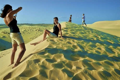 veMuine Sand Dunes Jeep Tour Off 35% - Vietnam Budget Car Rental