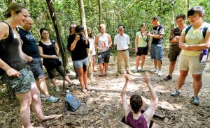 Cu Chi Tunnel Tour Excursion From Phu My Port - Budget Your Rentals