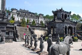 Hue Tour A Day From Chan May Port With Vietnam Budget Car Rental