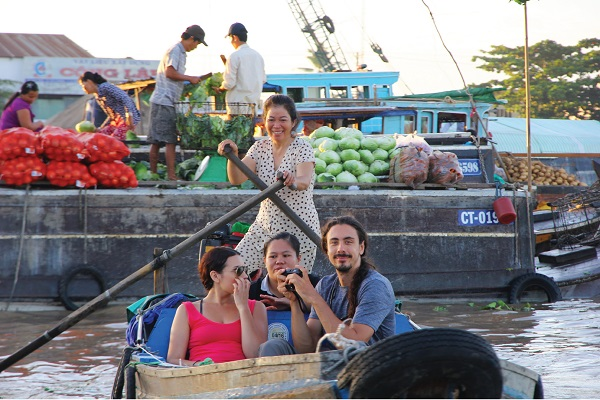Private Taxi Transfers From Cantho To Ha Tien, Chau Doc