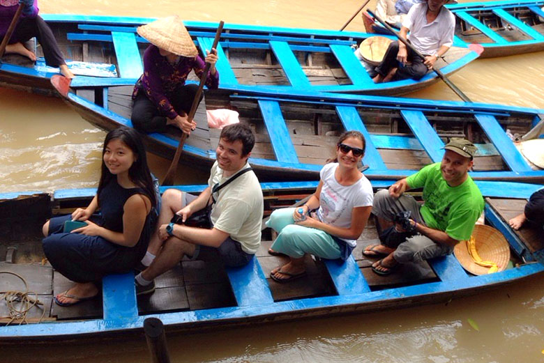 Private Taxi Transfers From Ho Chi Minh Airport To Cai Be Mekong