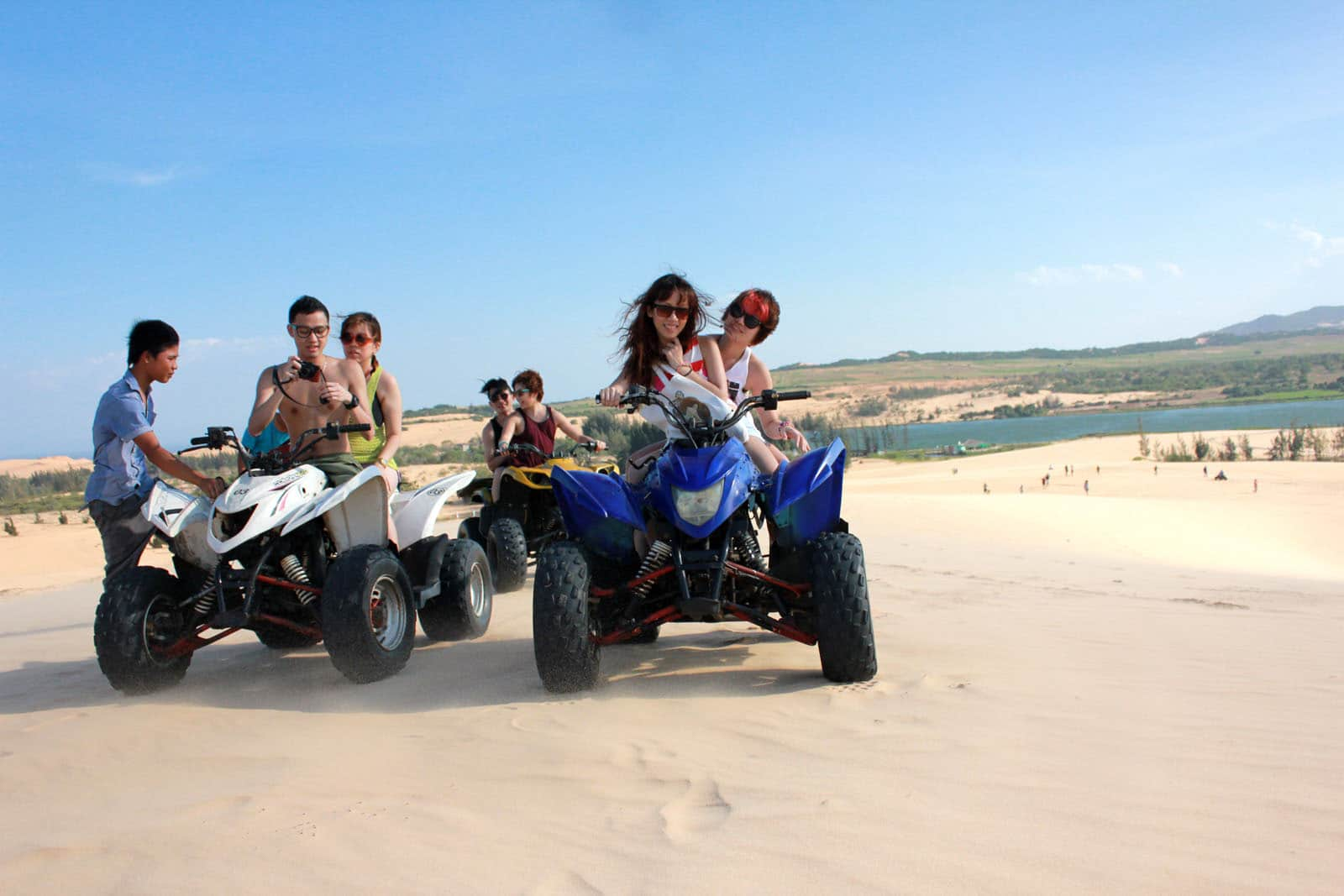 Private Car Transfers Ho Chi Minh To Mui Ne Sand Dunes Tour 1 Day
