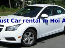 Car Rental Hoi An To Hue