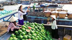 Private Car Transfers Ho Chi Minh To Cai Be Floating Market, Vinh Long