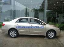 Ha Noi car rental to Ho chi minh vietnam