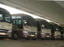 Open Bus from Mui ne to Nha trang Dalat Ho Chi Minh