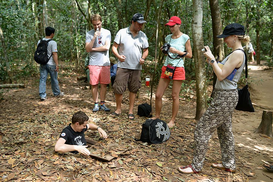 Car Rental To Mekong Delta, Cu Chi Tunnel Tour From Ho Chi Minh