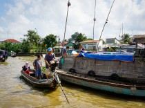 Private Car Rental Cai Be Floating Market, Cu Chi Tunnel Tour 1 Day