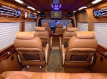 Limousine Van Rental With English Speaking Driver In Ho Chi Minh