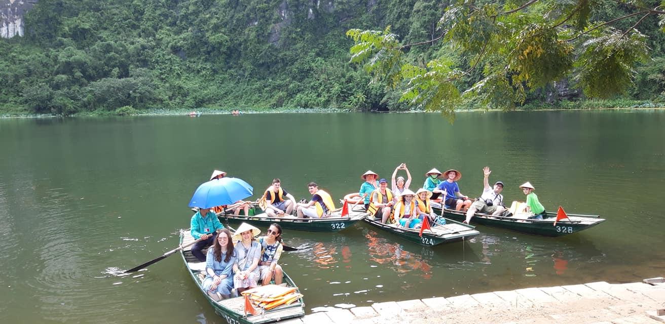 Rent A Car With Driver Hanoi To Halong - Ninh Binh Tour A Day