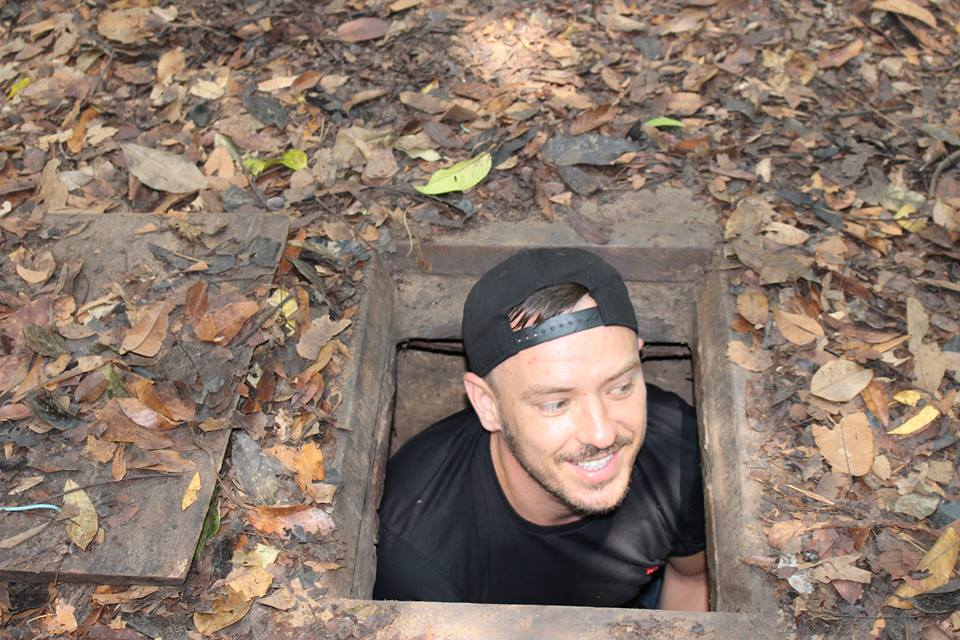Cu Chi Tunnel Is A History Legend Of The Vietnamese