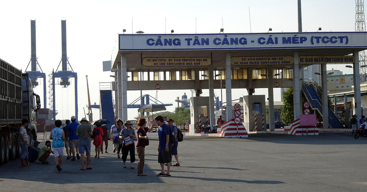 Experience Travel From Phu My Port Cruise To Ho Chi Minh Vietnam