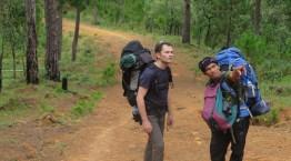 Bidoup Nui Ba National Park  Dalat Vietnam