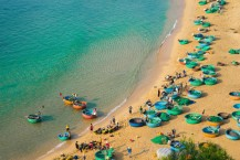 Qui Nhon city, The famous Camping Site