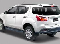7 Seat SUVs ISUZU MU-X