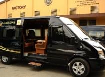 D' Car Van Limousine Ford Transit 12 Seats