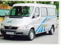 16 Seats van transfer