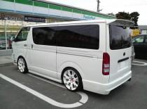 Toyota Hiace Van 12 seats