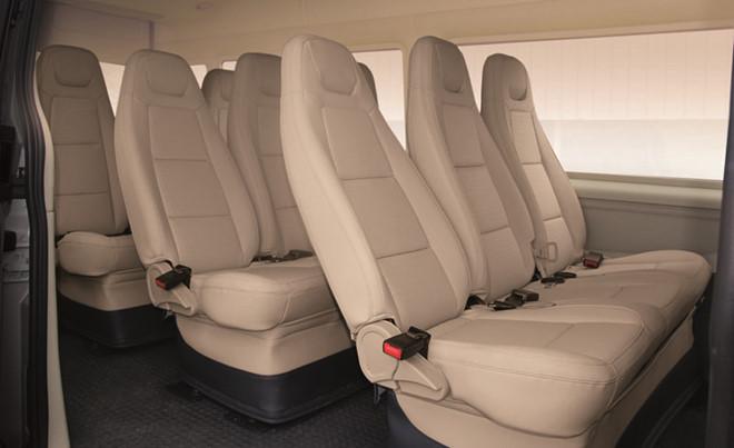 Van Ford Transit 16 Seat