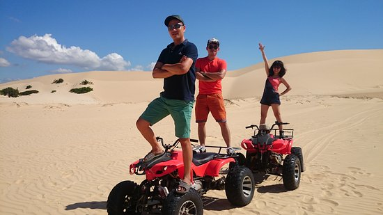 Muine sand dunes tour from Ho Chi Minh a day