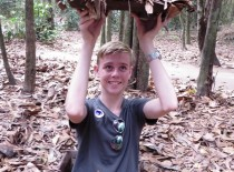 Private Car Rental With Driver Cu Chi Tunnels Full Day