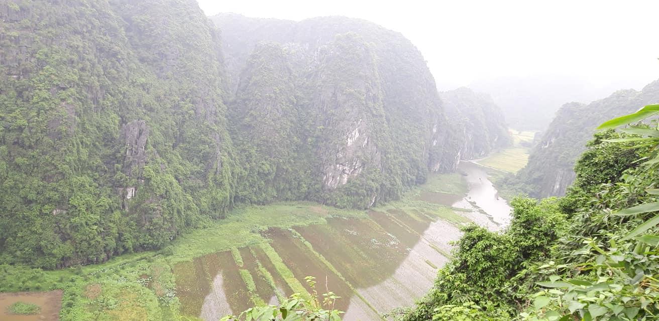 Ninh Binh Day Tour Trang An - Bai Dinh - Mua Cave From Hanoi