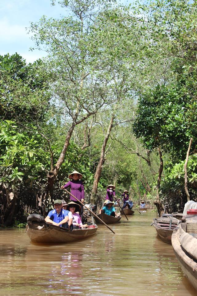 Ho Chi Minh Tour 2 Days - Cu Chi Tunnels - Mekong Delta Tour