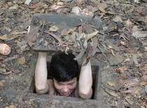 Cu Chi Tunnels - Cao Dai Temple - Black Virgin Mountain Tour 1 Day