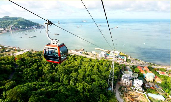 Vung Tau Tour Itinerary A Day From Phu My Port