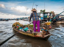 Ho Chi Minh Tour 3 Days - Mekong Delta - Cu Chi Tunnels - Cambodia