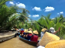 Ho Chi Minh Tour 4 Days - Cu Chi Tunnels - Vung Tau - Mekong Delta