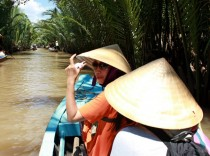 Car hire Ho chi minh to Cu chi tunnel mekong delta 4days